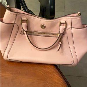 Tory burch pink bag